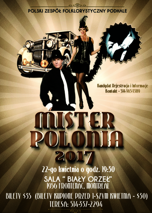 Mr Polonia Polish Flyer V3